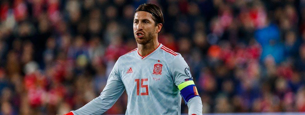 Lucas Vázquez ya asume que saldrá del Real Madrid y se ha despedido de Sergio Ramos