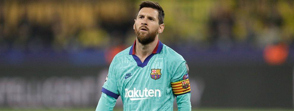 Leo Messi ha pedido al Barça que se dé prisa en cerrar la llegada de Unai Núñez desde el Athletic Club