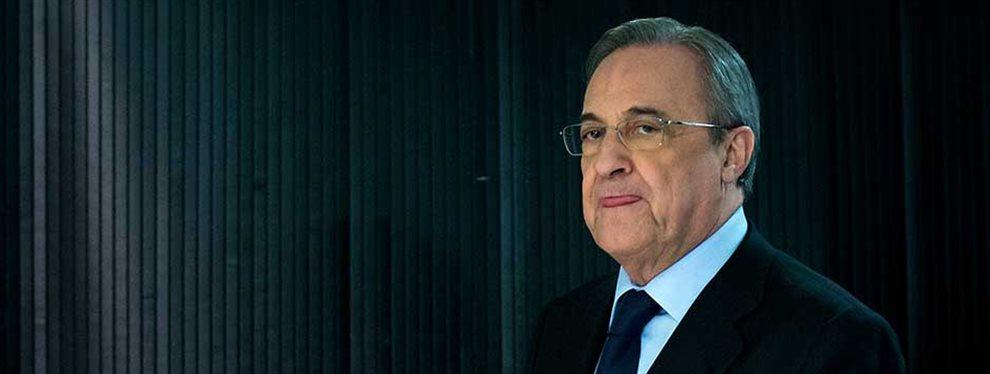 Florentino Pérez sabe que el Napoli ha abierto las puertas de salida de Fabián Ruiz
