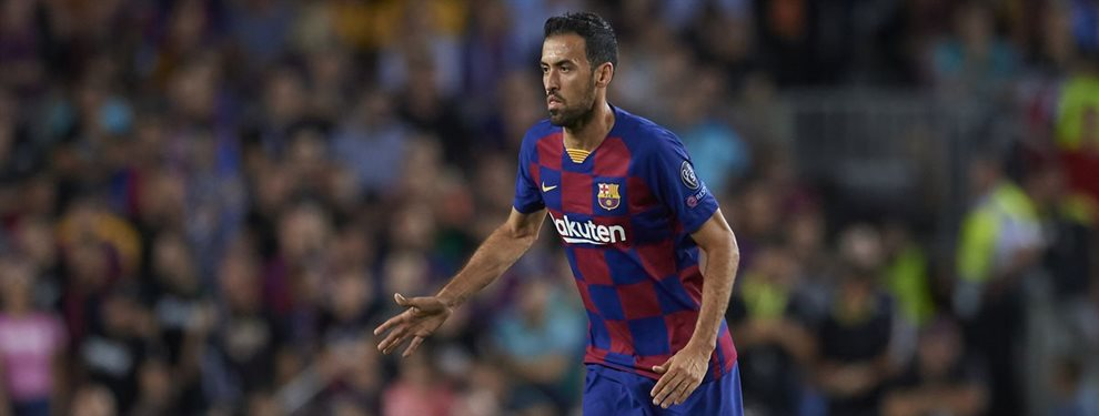 Sergio Busquets ha perdido su rol como intocable en el esquema del Barça y Messi está de acuerdo