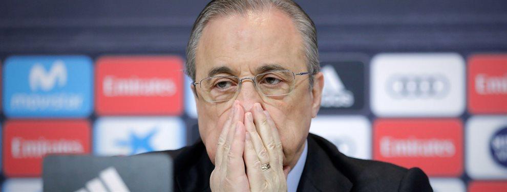 Florentino Pérez ha concertado una cita con Karim Benzema para renovar su contrato