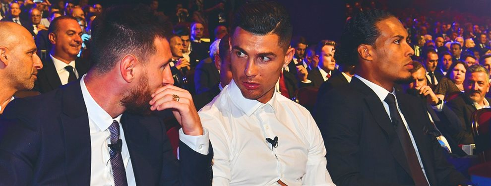 La sopresa en el mundo del fútbol es mayúscula: el mejor jugador del mundo, el próximo Balón de Oro, no es para Virgil Van Dijk ni para Leo Messi ¡es él!