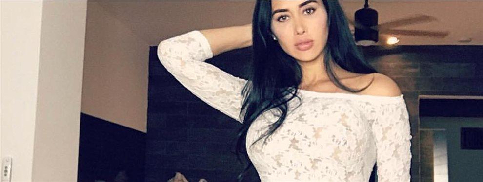 Jocelyn Cano tiene una retaguardia tan prominente  que ha ido creciendo con el paso del tiempo que el de las hermanas Kardashian se queda pequeño a su lado