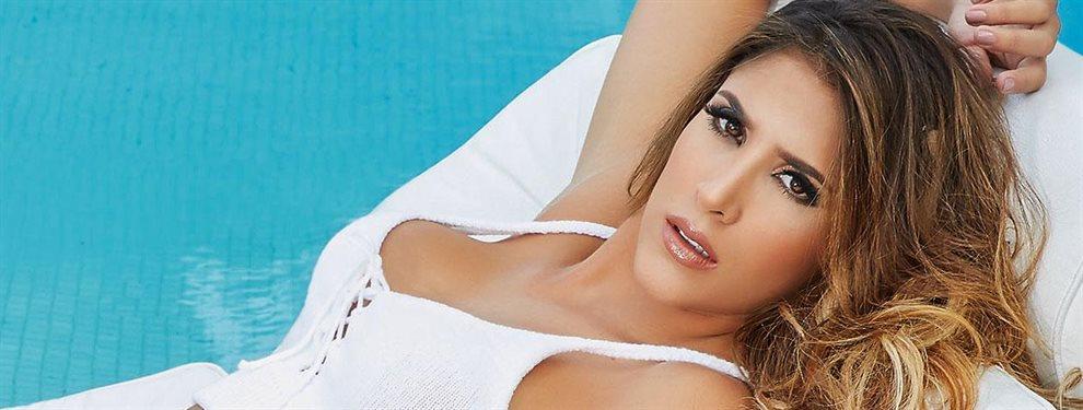Daniela Ospina colgó una foto en la cama explicando que ha cogido un resfriado algo fuerte