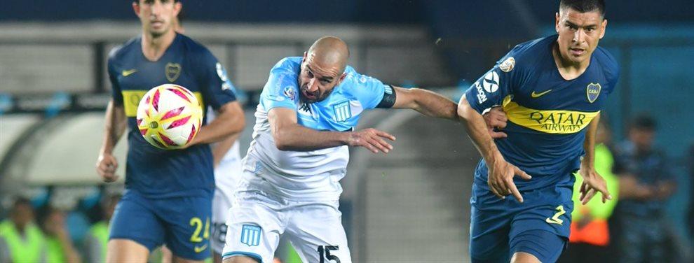 Este viernes, desde las 21.10, Boca recibe a Racing en La Bombonera por la fecha 10 de la Superliga.