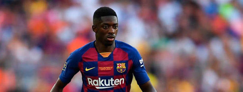 La calidad futbolística que tiene Dembélé es incuestionable, pero cuando se habla del tema conductual todo cambia.