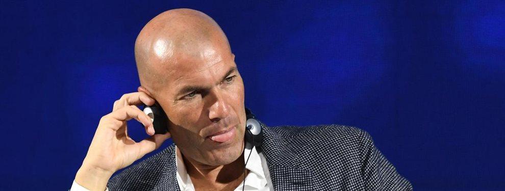 Zidane está buscando recuperar el nivel de cada uno de sus jugadores de confianza, de a poco se van notando señales de mejoría en algunos elementos.