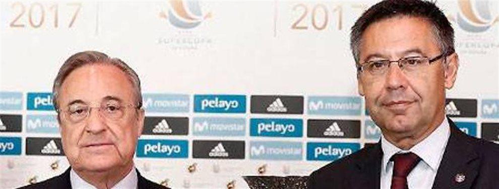 Florentino Pérez ha sido chuleado en su propia cara. No quería al jugador y terminó por desechar su incorporación. Ahora llora su error y el jugador se ríe