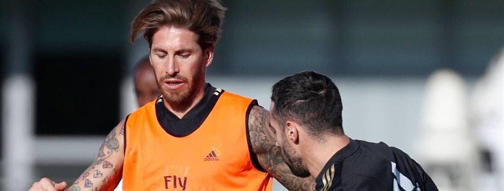 El Real Madrid perdió ayer contra el Mallorca y eso ha desatado una tormenta de resultados imprevisibles dentro del equipo blanco. Lo próximo Estambul.