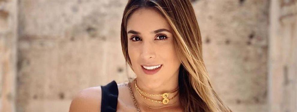 Daniela Ospina es otra resplandeciente figura pública a la que sus cambios físicos le han valido notoriedad.