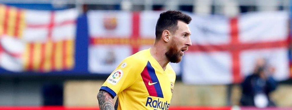 Messi enciende bombas continuamente dentro del vestuario :El astro argentino no está feliz con sus compañeros y los roces cada vez son más evidentes