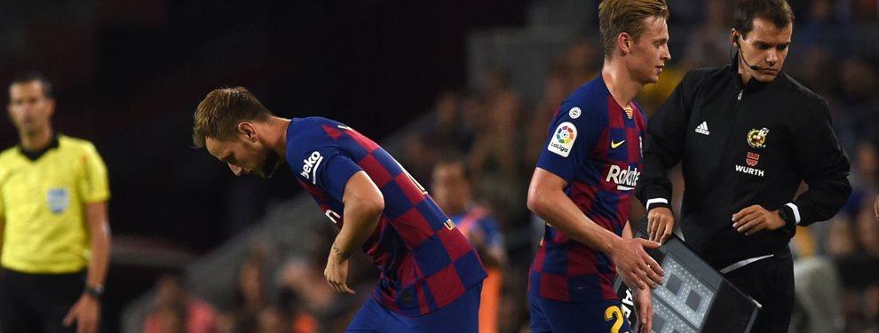 """""""Se acabó mi etepa en el Barça"""". El crack balugrana se despide de sus compañeros y piensa mudarse a Italia. Lo tiene decidido y se lo dice a Leo Messi"""