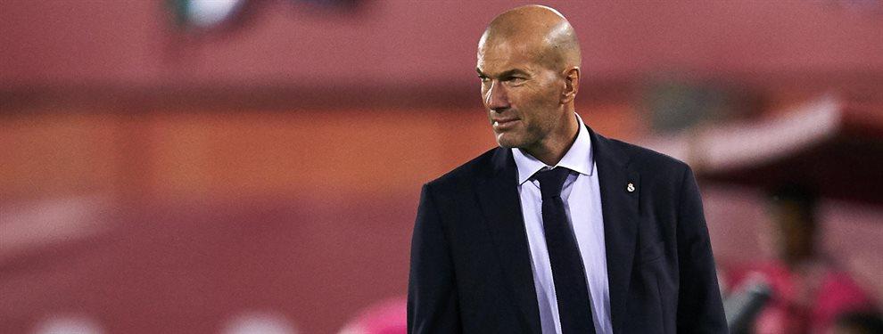 Zinedine Zidane solo ha sido capaz de ganar el 50% de los partidos, una estadística horrible