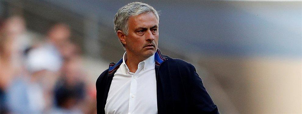 José Mourinho está en todas las quinielas para regresar al Real Madrid y llegaría junto a Harry Kane