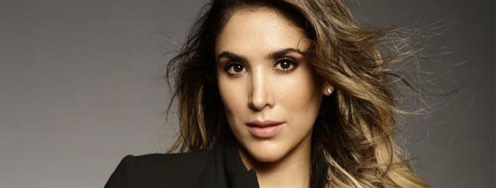 Daniela Ospina subió una nueva imagen con un 'look' sorprendente y una postura llamativa