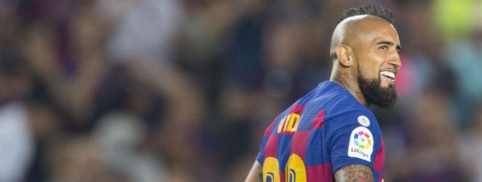 ¡Oferta sorpresa al Barça por uno de sus cracks! Ernesto Valverde y Leo Messi le dicen a Josep Maria Bartomeu que acepte, pero el presidente culé duda