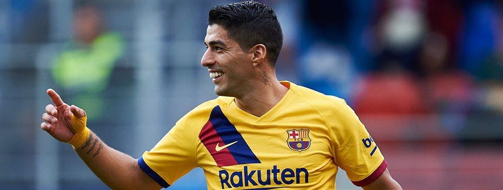 Rodrigo Bentancur quiere traicionar a Cristiano Ronaldo y acabar en el Barça con Luis Suárez