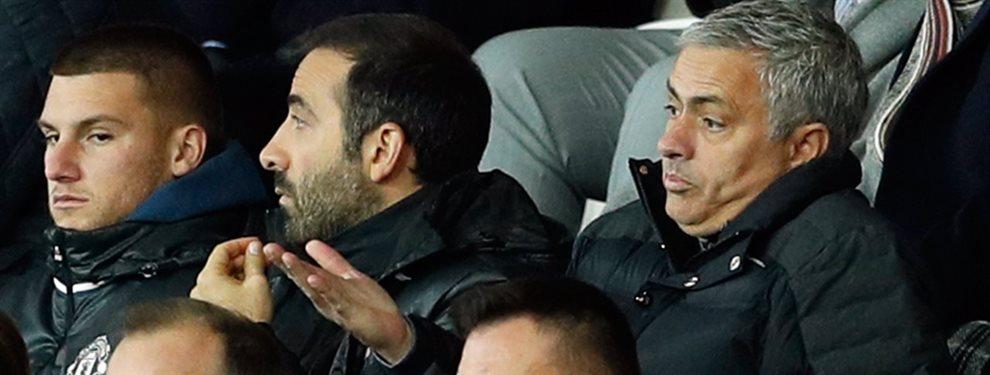 José Mourinho llamó a Florentino Pérez pero este le descarta porque ya tiene un sustituto a Zinedine Zidane: tiene el sí y podría empezar la próxima semana