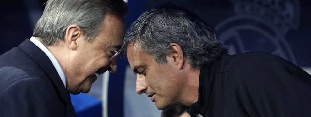 José Mourinho ha pedido a Florentino Pérez el fichaje de Marcus Rashford para verano