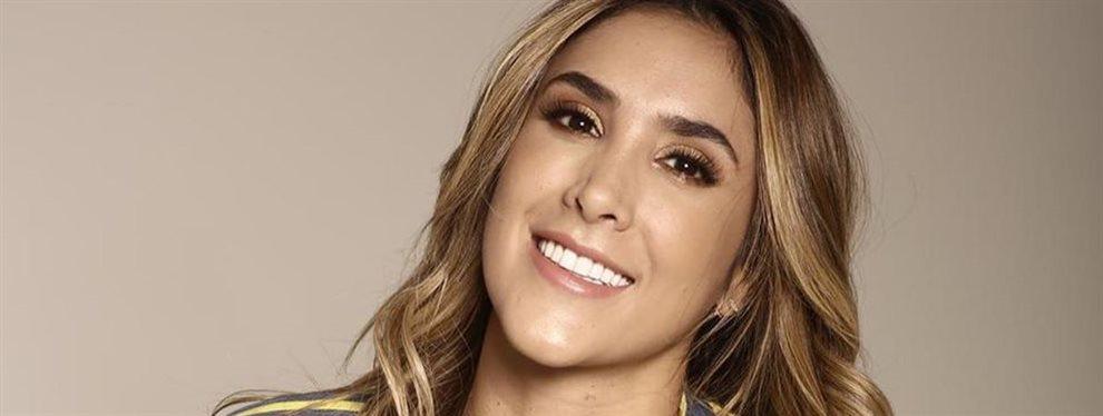 Daniela Ospina lo ha vuelto a hacer una vez más. No necesita ser una súper modelo para llegar a ser una de las colombianas con más seguidoras en Instagram.