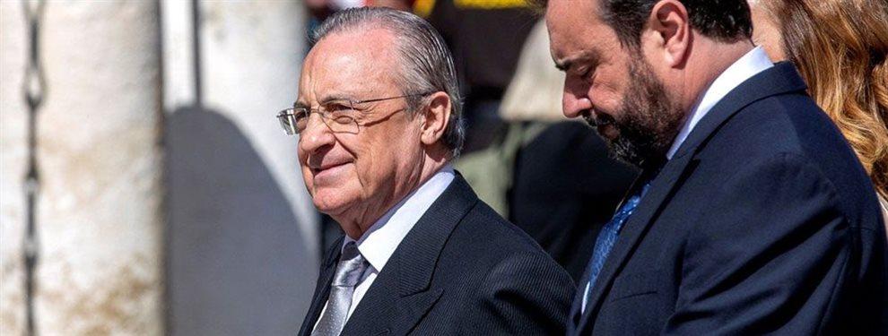 Florentino Pérez ha tanteado la opción Ansumane Fati y está dispuesto a pagar su cláusula
