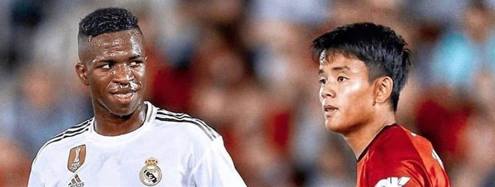 ¡Es el culebrón de Europa y nadie puede pararlo! Solskjaer está como loco por contratarle y el Liverpool se lanza al ataque: Florentino Pérez no da crédito