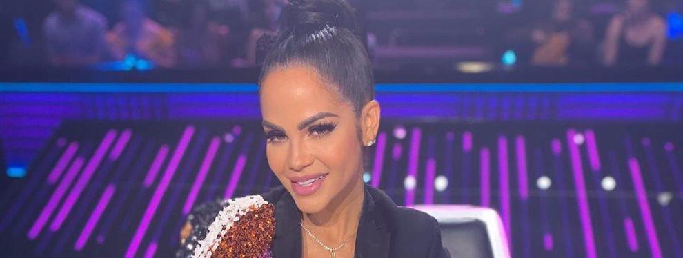 Joss Favela y Olga Tañón alucinan con el modelito de Natti Natasha en la 'Reina de la Canción': tiene esas dos cosas que se le salen para afuera ¡Brutal!