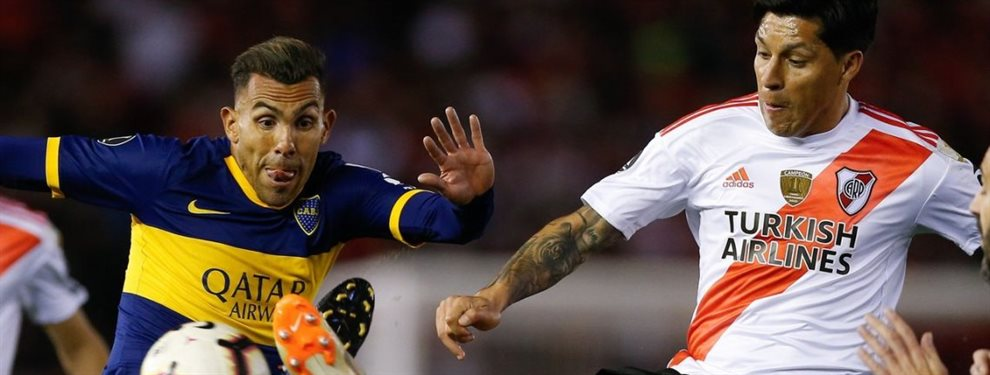 Boca y River se enfrentan en La Bombonera en la semifinal de vuelta de la Copa Libertadores.