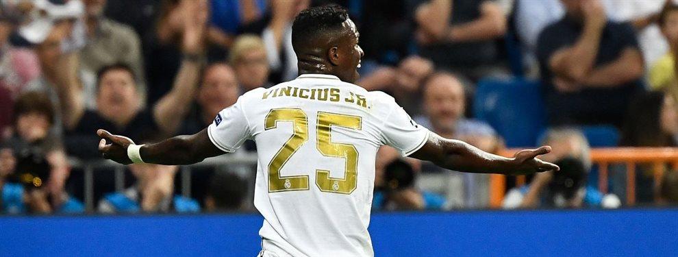 Rodrygo Goes ha irrumpido con fuerza en el primer equipo del Real Madrid y muchos aseguran que es mejor que Vinicius