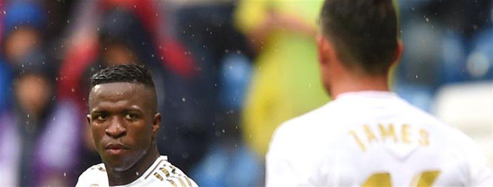 El jugador cada vez ve más claro que Zidane no cuenta con él. Le duele asumir la realidad pero ya no puede negarla más. Necesita encontrar una solución