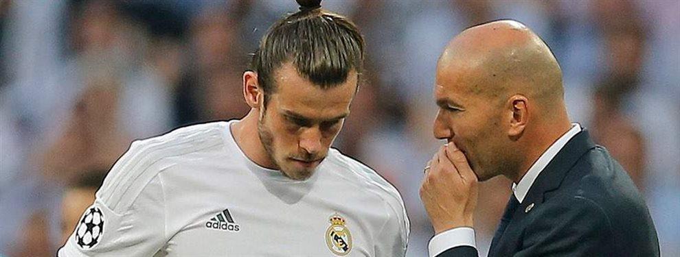 ¡SE ACABÓ UNA ETAPA! Se va del Madrid al Manchester United en invierno: Ole Gunnar Solskjaer le ha llamado y el jugador, sin la confianza de Zidane, acepta
