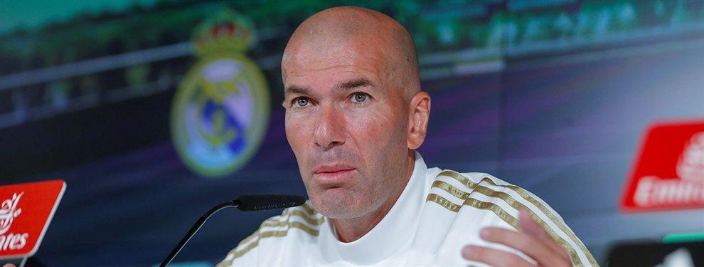 Zinedine Zidane no se cortó a la hora de señalar a cuatro cracks del Real Madrid tras el partido