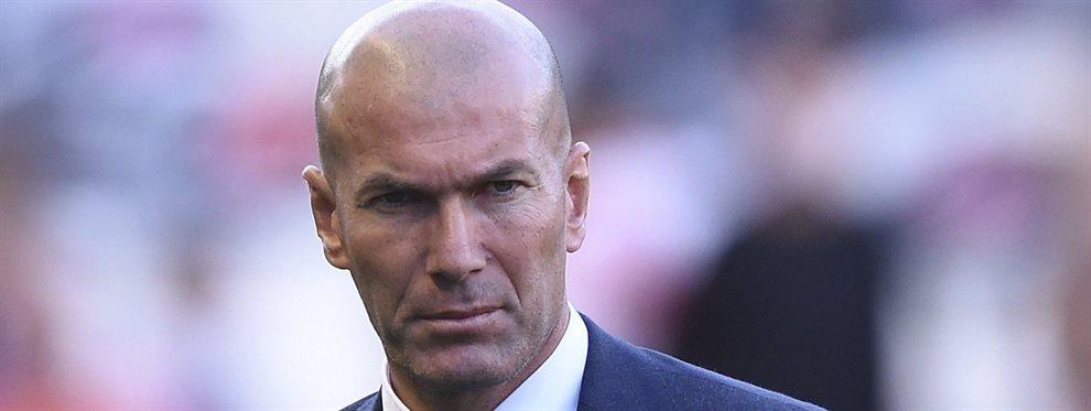 El Madrid se lamenta de su falta de gol cuando hay un delantero que no quisieron fichar, Zidane fue el culpable, que ahora revienta las redes de gol