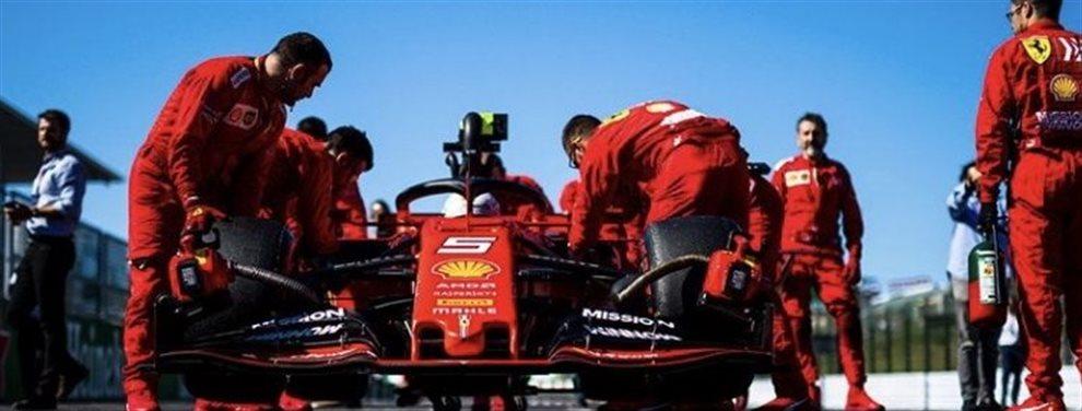 La escudería italiana preparada para dar el salto definitivo este año. Hamilton o Bottas ganarán el mundial pero ya piensan en el próximo año