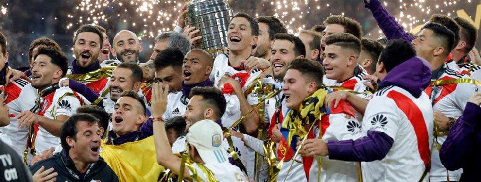 Luego de eliminar a Boca en la semifinal, River disputará su séptima final de la Copa Libertadores.