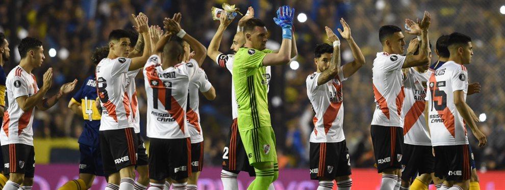 Los compromisos que deberá afrontar River antes de disputar la final de la Copa Libertadores.