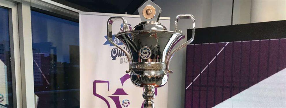 Así se disputará la undécima fecha de la Superliga: conoce la programación para la nueva jornada.