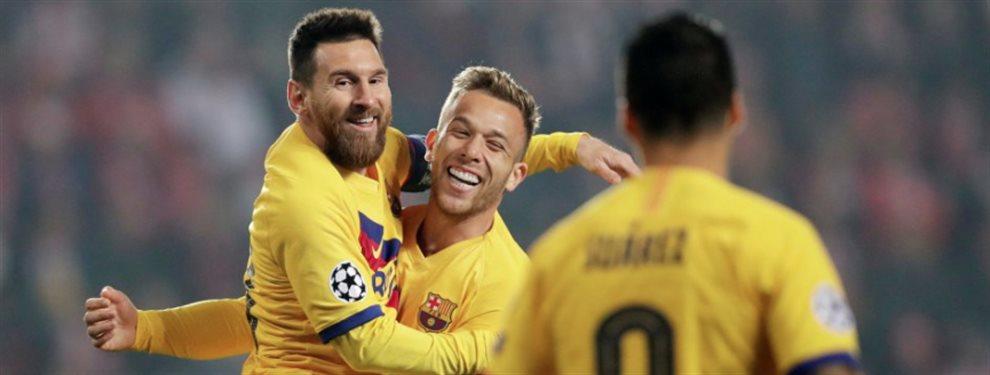 Leo Messi ha ratificado a Ernesto Valverde en su cargo y ha vetado la llegada de Ronald Koeman