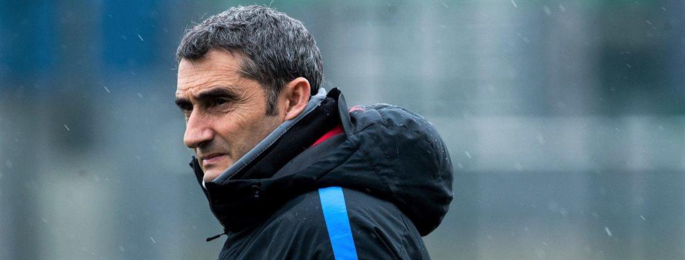 Arturo Vidal está muy enfadado con Ernesto Valverde por su situación actual y está a punto de estallar