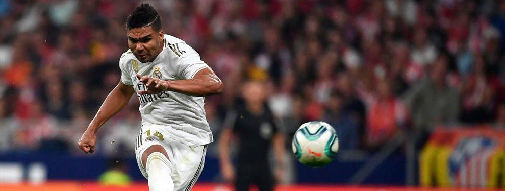 Casemiro no puede jugarlo todo y el Real Madrid ya se ha fijado en un sustituto: Sandro Tonali