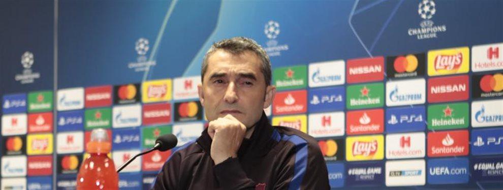 El entrenador no aguanta más en el cargo. Saltó la sorpresa con el equipo en una buena situación y en progresión. Messi lo celebra. No le aguantaba