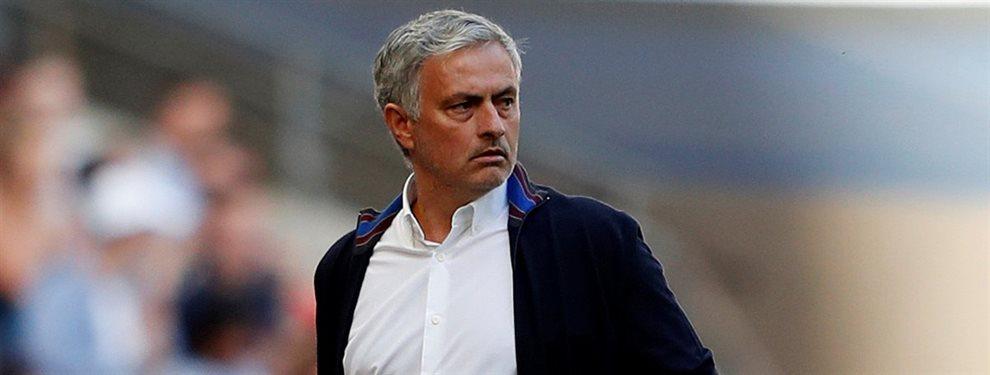 José Mourinho ahora puede acabar en el Borussia Dortmund, si no acaba firmando por el Real Madrid