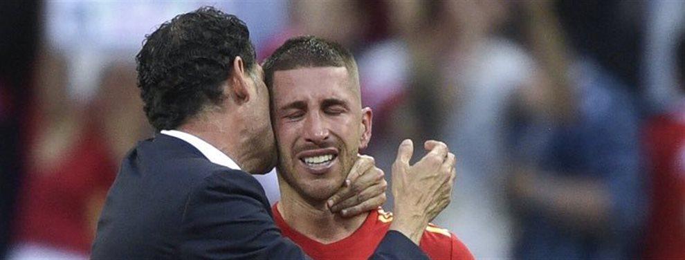 El jugador reconoció ayer lo que era un secreto a voces. Pudo jugar en el Real Madrid pero el amor a sus colores hizo que no se fuera al equipo blanco