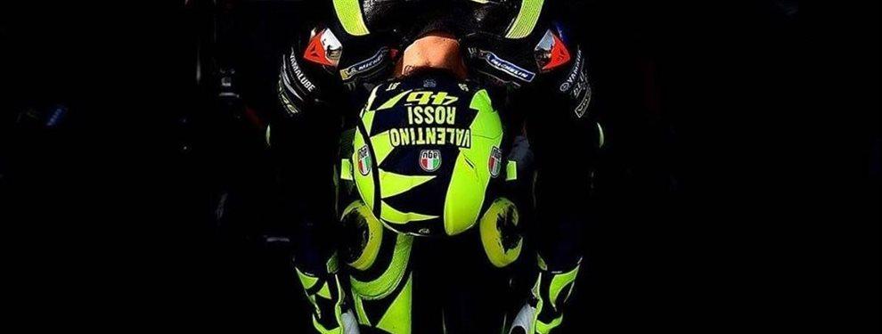 ¡Vaya lío que se avecina! El jefe de mecánicos de Valentino Rossi le sugiere que se retire y Márquez le lanza un dardo brutal lleno de presión a Lorenzo