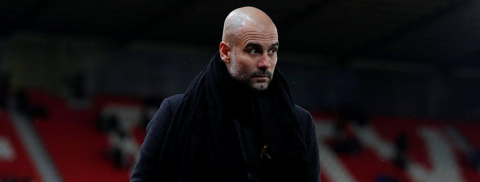 El Manchester City de Pep Guardiola prepara una oferta por Ivan Rakitic, sin hueco en el Barça