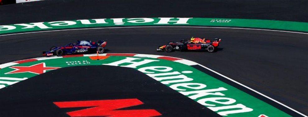 Max Verstappen exige un coche ganador a Red Bull. De no tener mejoras claras el año que viene el holandés no firmará la renovación y buscará nuevo equipo