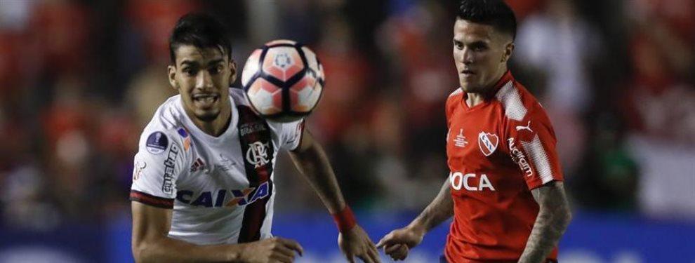 Flamengo disputará la cuarta final internacional de su historia frente a un equipo argentino,