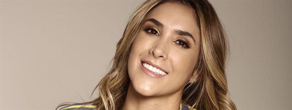 Daniela Ospina Al Natural Luce El Vestido Más Corto Y