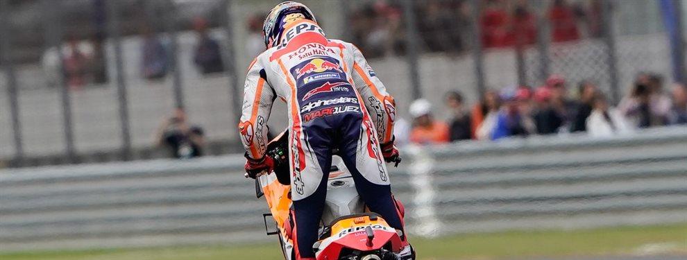 ¡Sin piedad! ¡Márquez hace esta salvajada y deja en ridículo a Lorenzo!