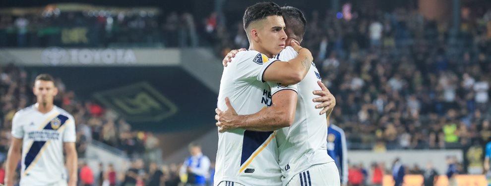 Los Angeles Galaxy de Guillermo Barros Schelotto fue eliminado en la semifinal de conferencia de la MLS.